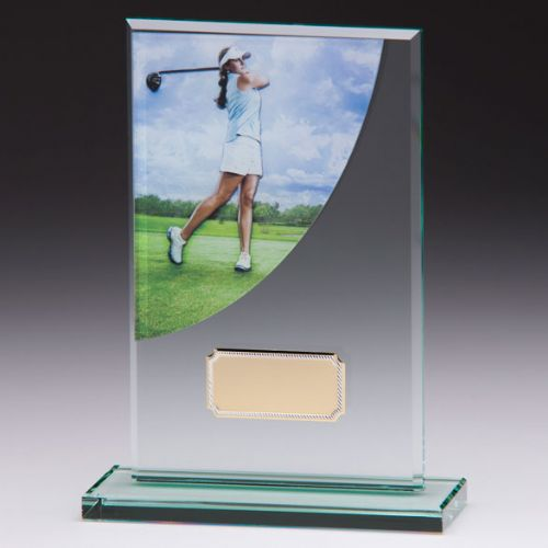 Colour Curve Golf Female Jade Crystal 180mm